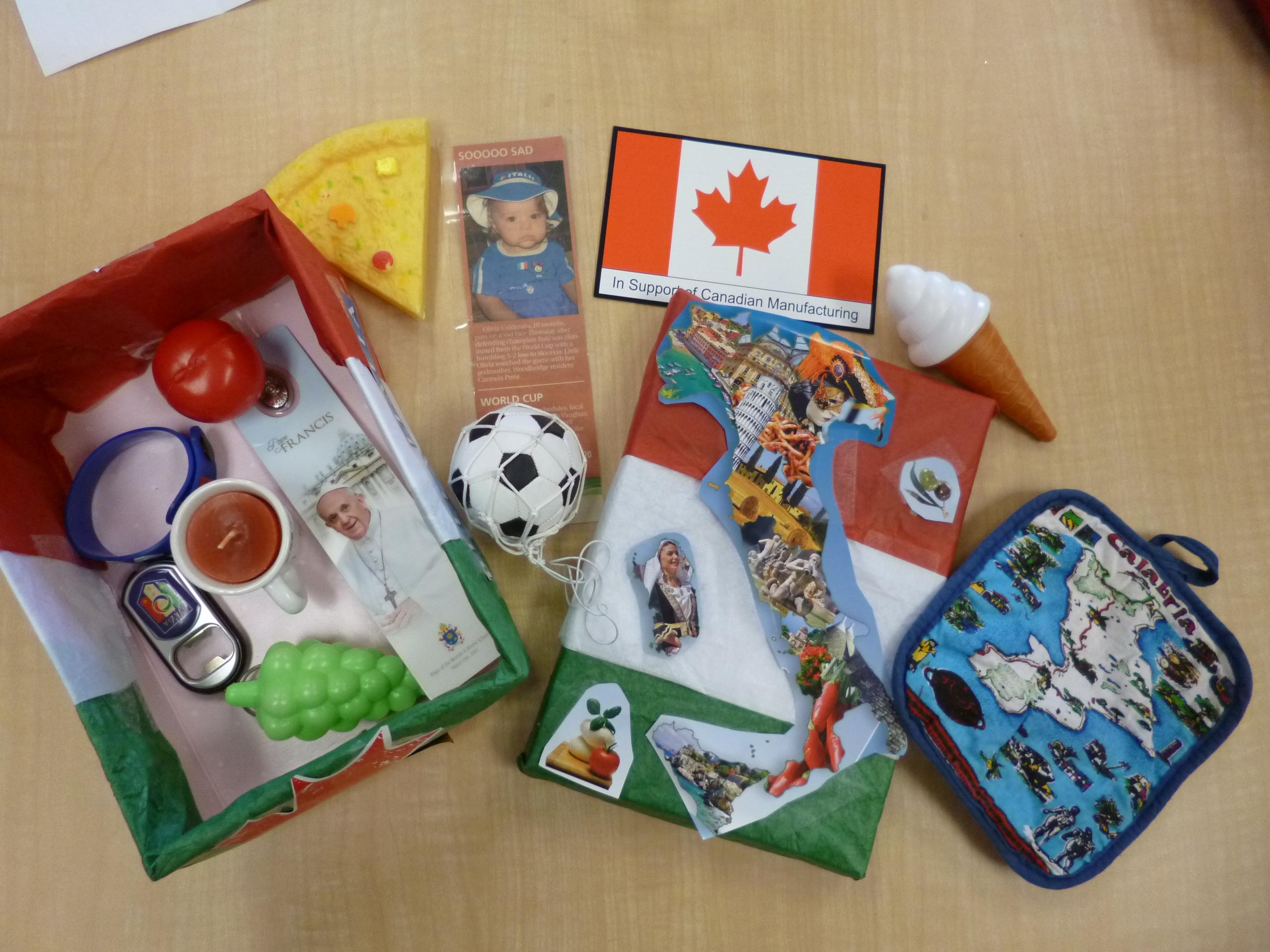 Box Culture : Culture box projects kindergarten fun in room